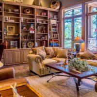 Meble do salonu klasyczne — czy skórzane modele są praktycznym i trafnym wyborem?