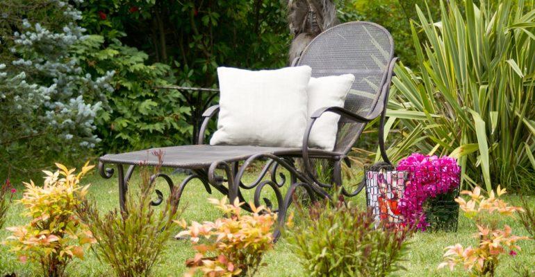 W jaki sposób zaaranżować ogród na lato?
