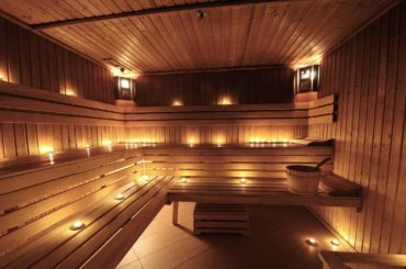 Sauna zewnętrzna – coś wspaniałego we własnym ogrodzie!