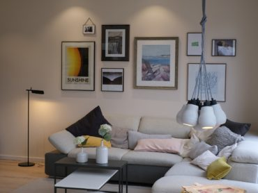 Ciekawe pomysły, czyli jak urządzić mały salon?