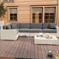 Meble ogrodowe wypoczynkowe – jakie wybrać?